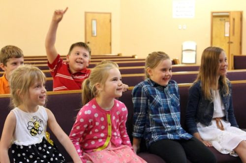 Children's Ministries at Red River Church