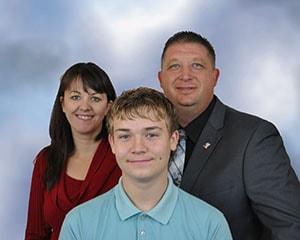 DeBerg Family